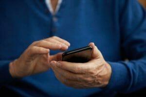 Stoppen met roken met een app